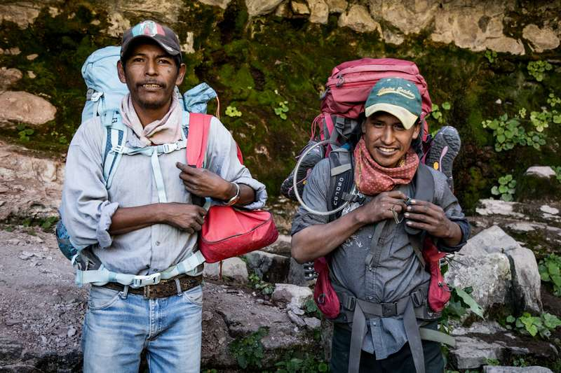 Barrancas del Cobre-2135 Don Arnulfo y Juan