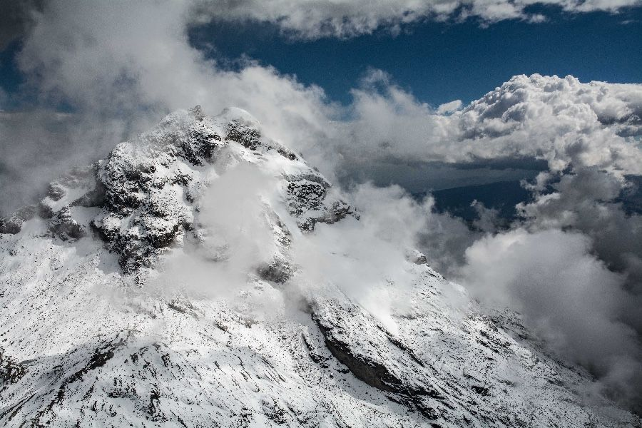 Cumbre Iliniza Norte, 5,116 msnm expedición a Ecuador