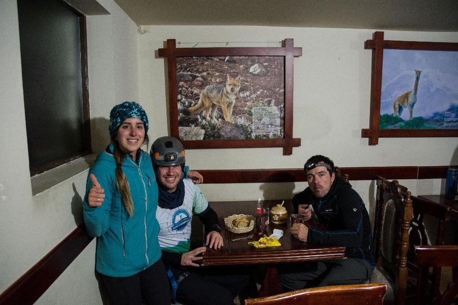 Refugio del Chimborazo Ecuador