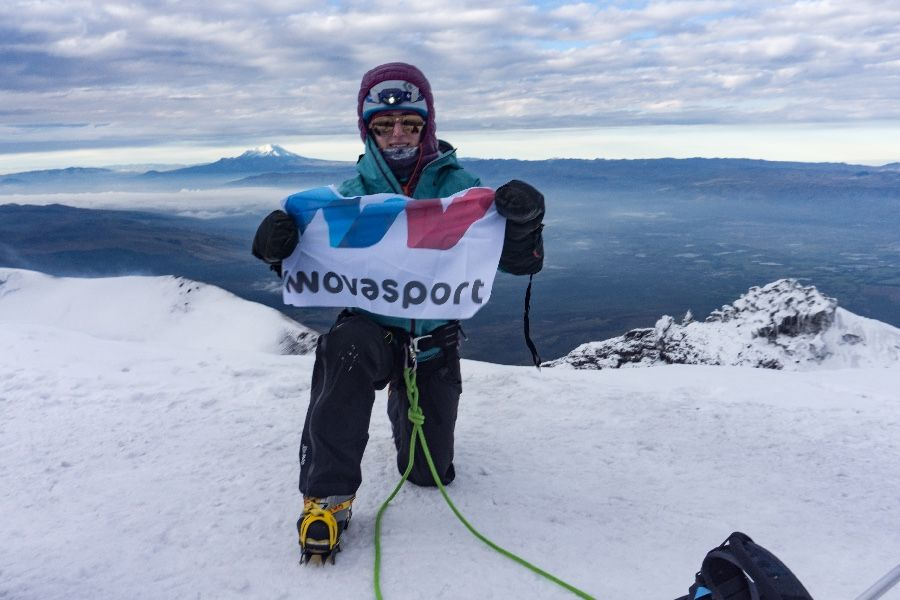 Cumbre Cotopax Ecuador