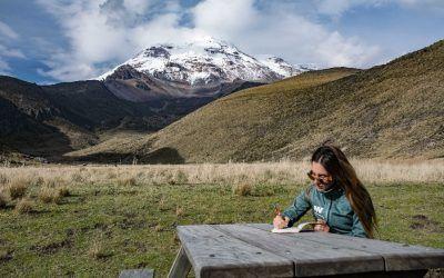 Expedición a Ecuador: Illiniza Norte, Cayambe, Cotopaxi, Chimborazo.