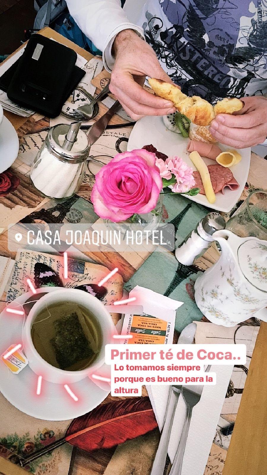 Hotel Casa Joaquín - expedición a ecuador