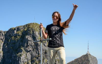 Ruta Cerro La Silla: Pico Sur – Pico Norte – Las Antenas