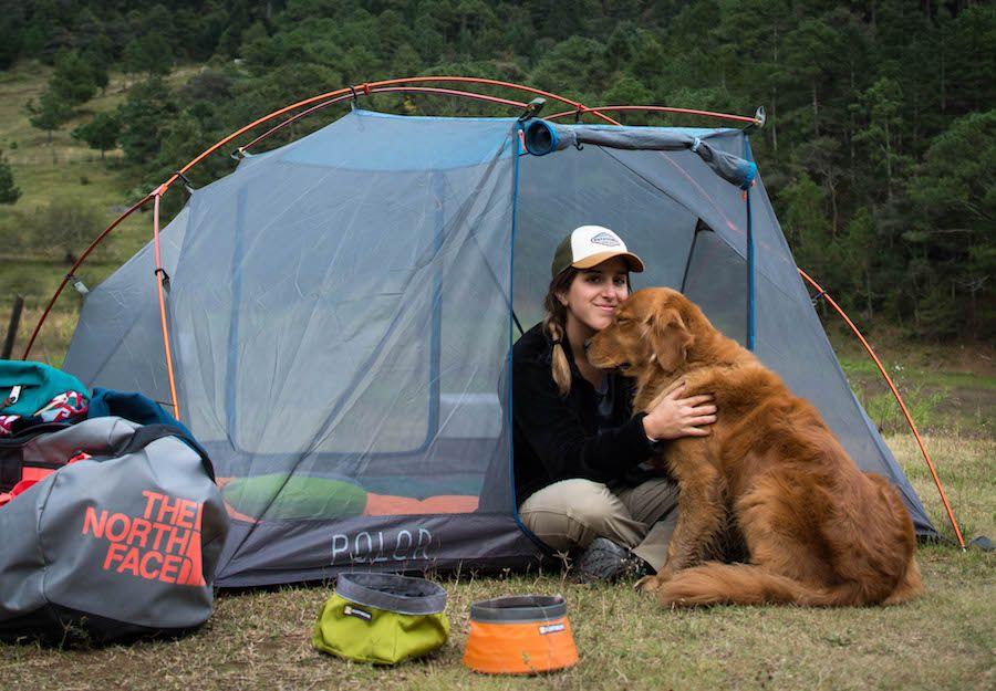 5 camping spots cerca de Monterrey