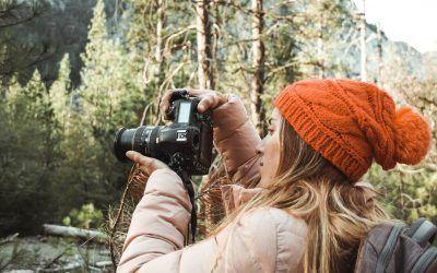 Errores más comunes de fotógrafos principiantes