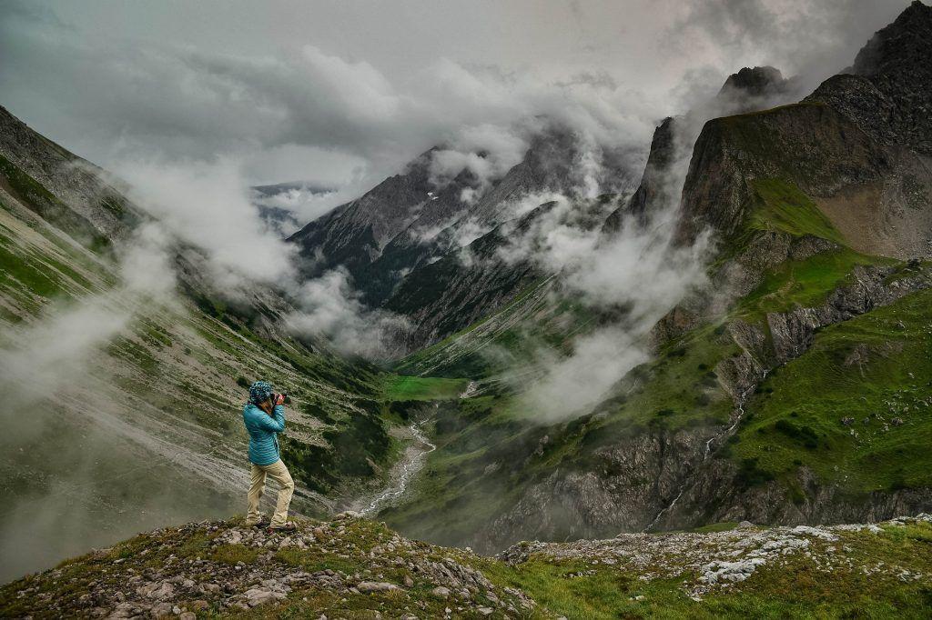 planear un trekking
