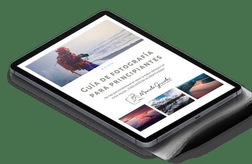 ¿Quieres descargar una guía gratis de fotografía para principiantes?
