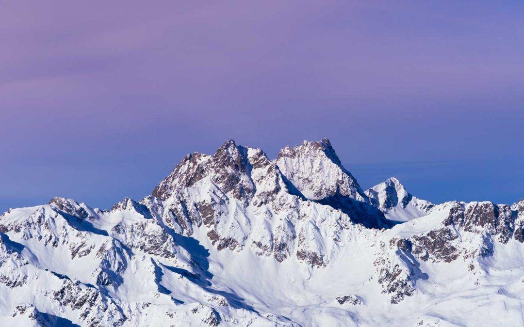 Fotografía en la montaña ¿Cómo lograr la foto perfecta?