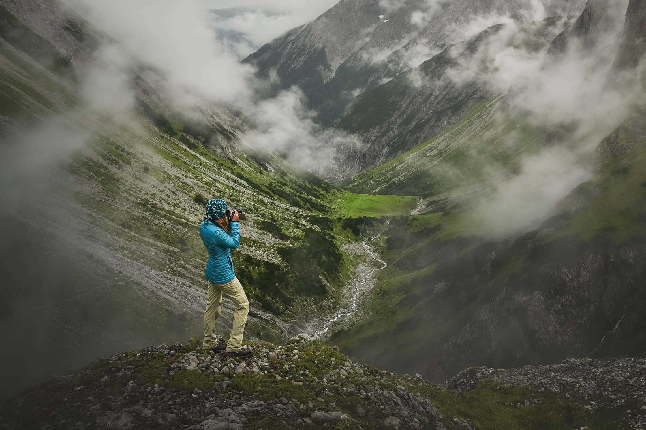 ¿Cómo convertirte en fotógrafo de montaña?